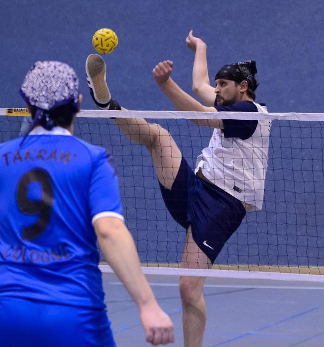 Klassiker im Doppelfinale: Elmshorn 1 gegen Köln 1 (blau)